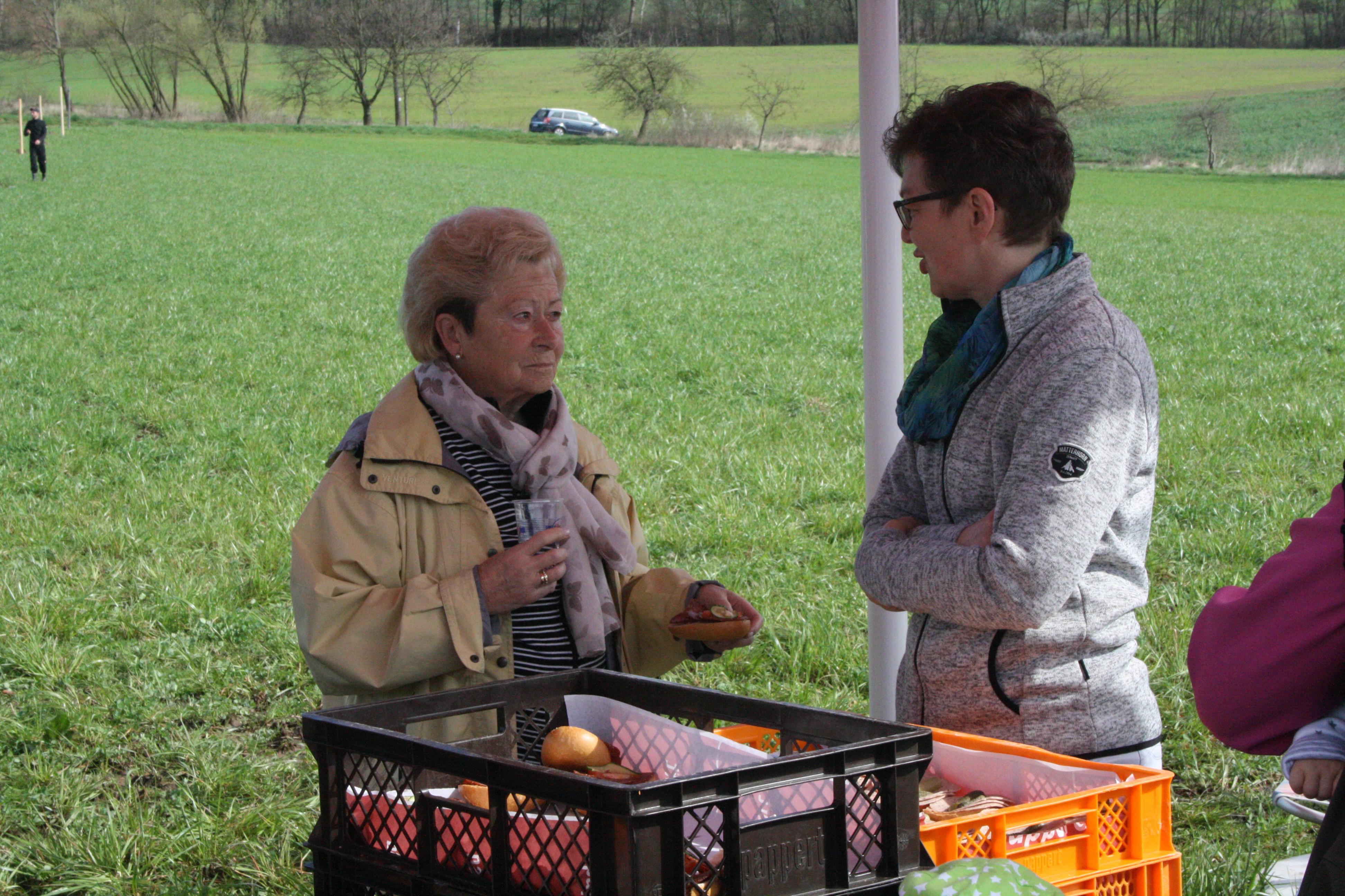 7267 - Förstina Seniorchefin Doris Ehrhardt