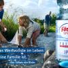 Förstina Sprudel startet mit neuer Kampagne in den Frühling