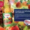 Annahme von Kelteräpfeln