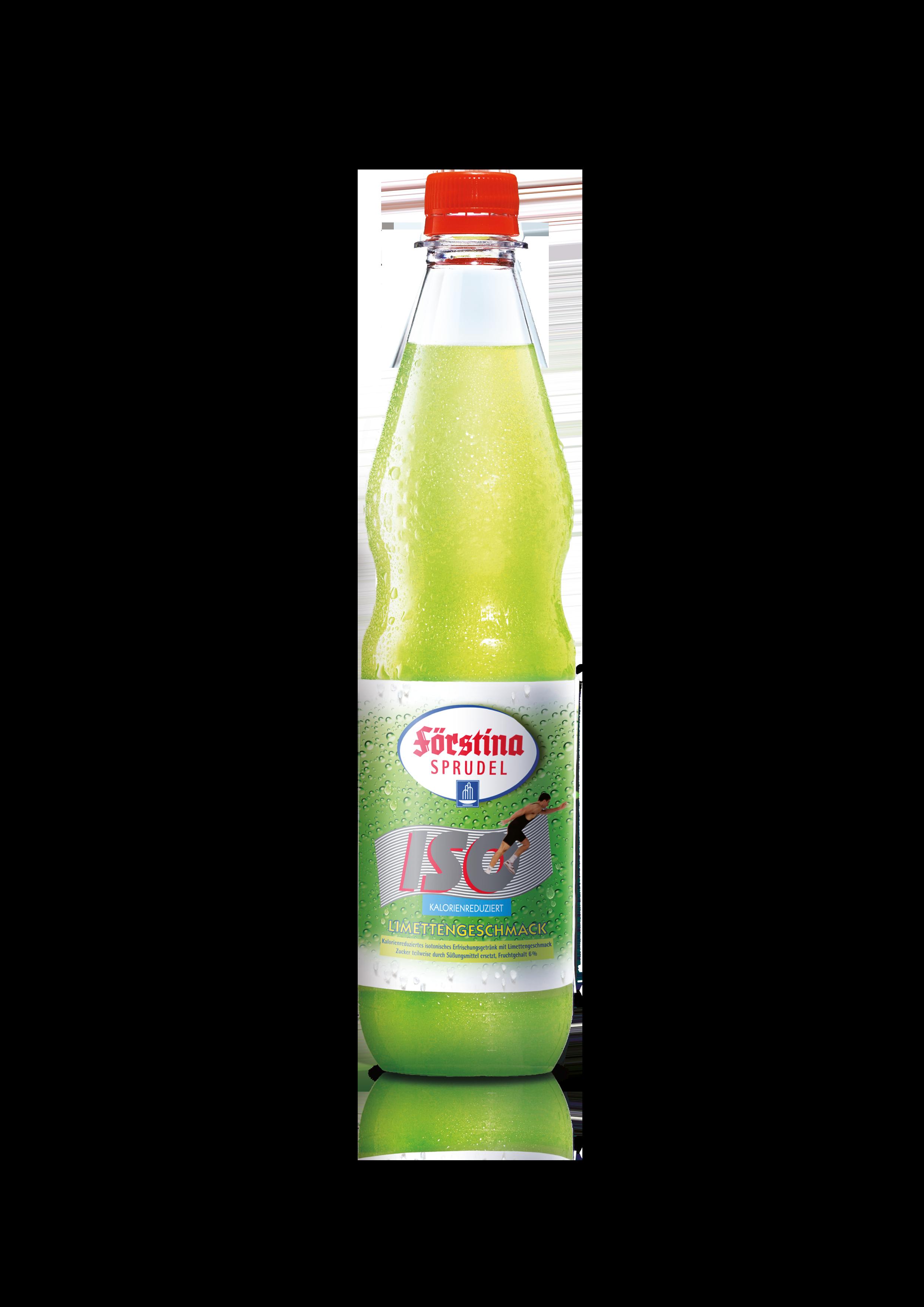 Förstina-ISO Limette – das spritzige Erfrischungsgetränk für ...