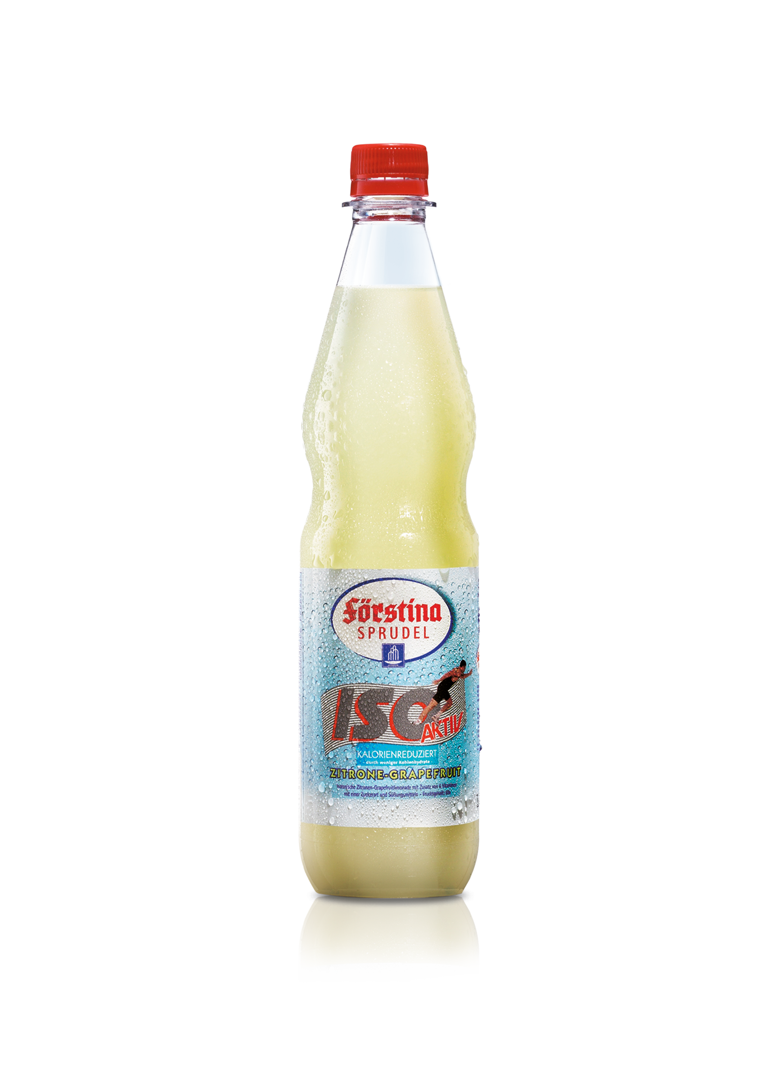 Förstina-ISO-Aktiv – die Energiequelle für Sportler - Förstina Sprudel